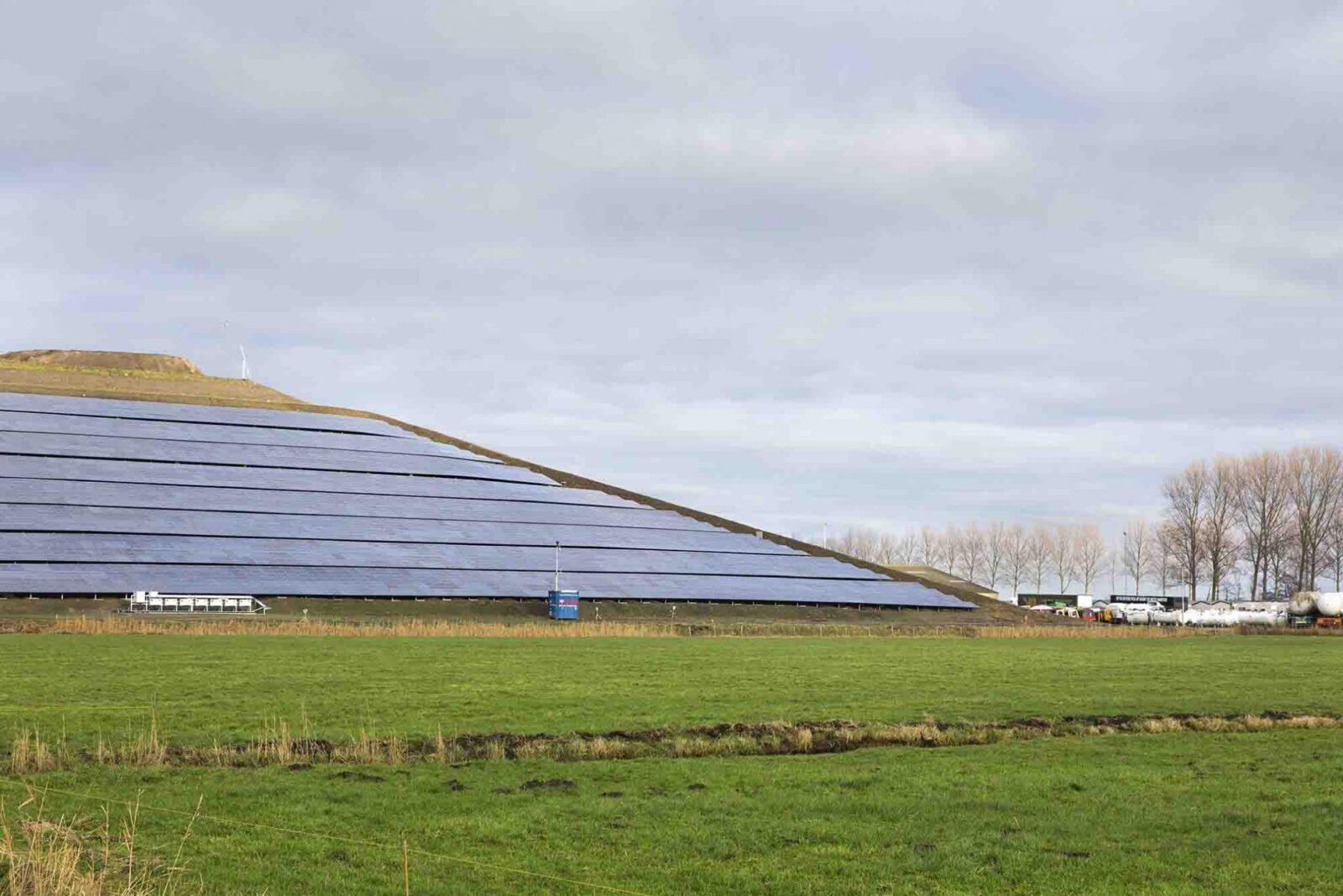 Voorbeeldprojecten Zonneweides - Steunpunt Monumenten & Archeologie Noord-Holland