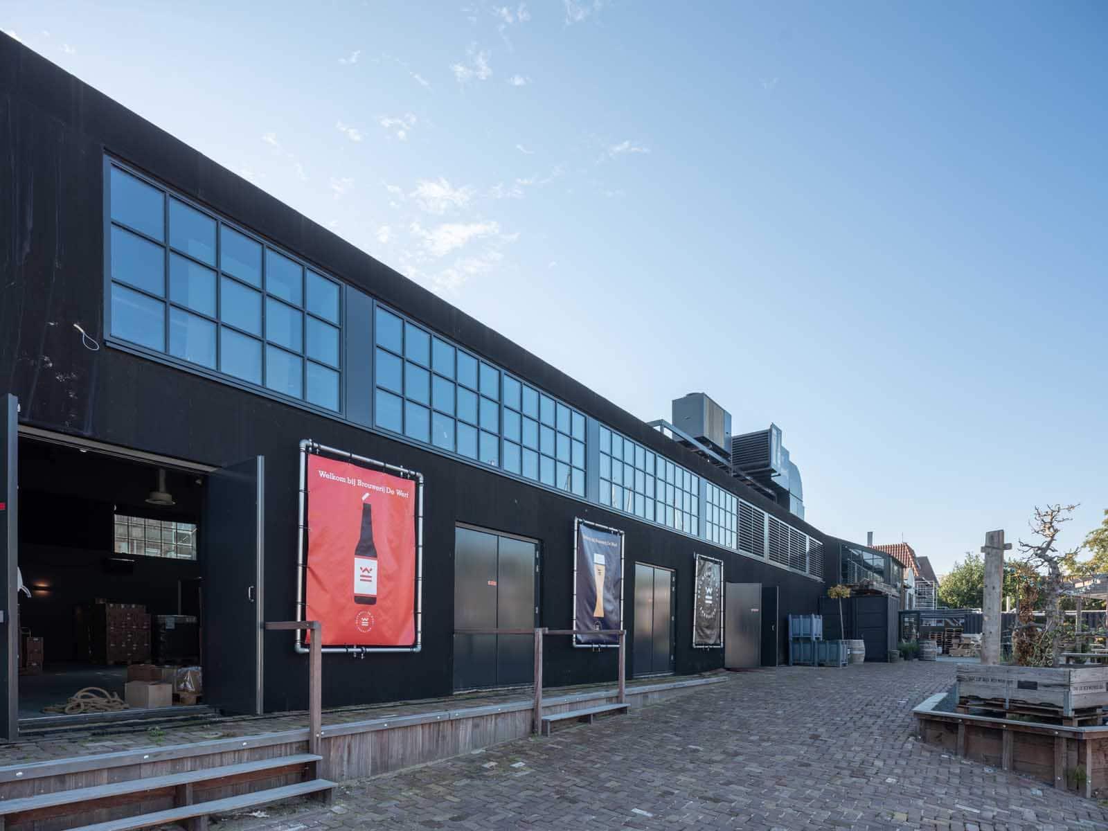 Brouwerij de Werf - Voorbeeldprojecten Steunpunt Monumenten & Archeologie