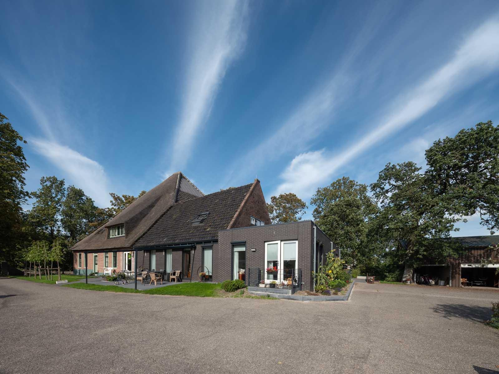 De Leeuwenhof - Voorbeeldprojecten Steunpunt Monumenten & Archeologie