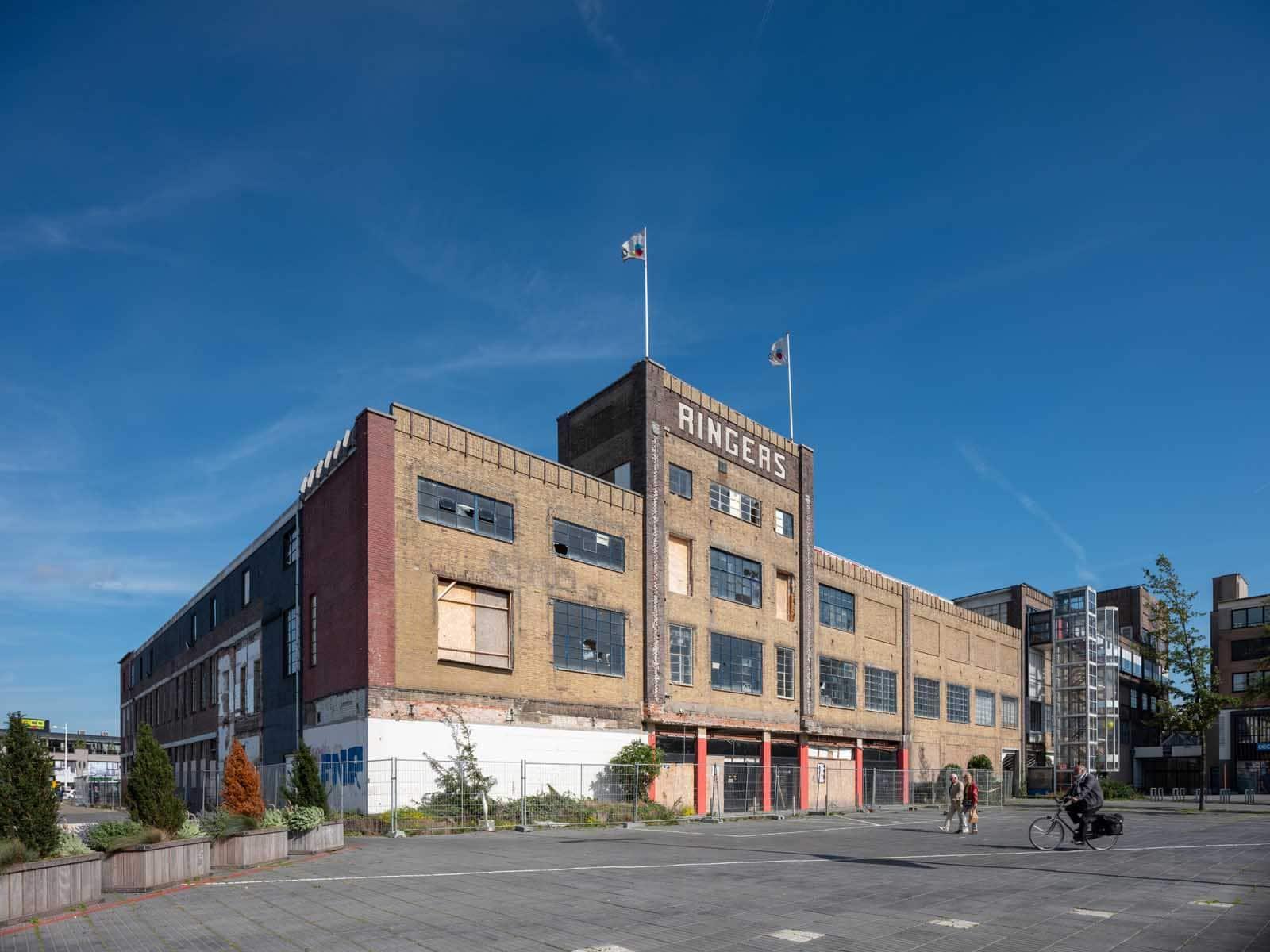 Ringersfabriek Alkmaar - Voorbeeldprojecten Steunpunt Monumenten & Archeologie