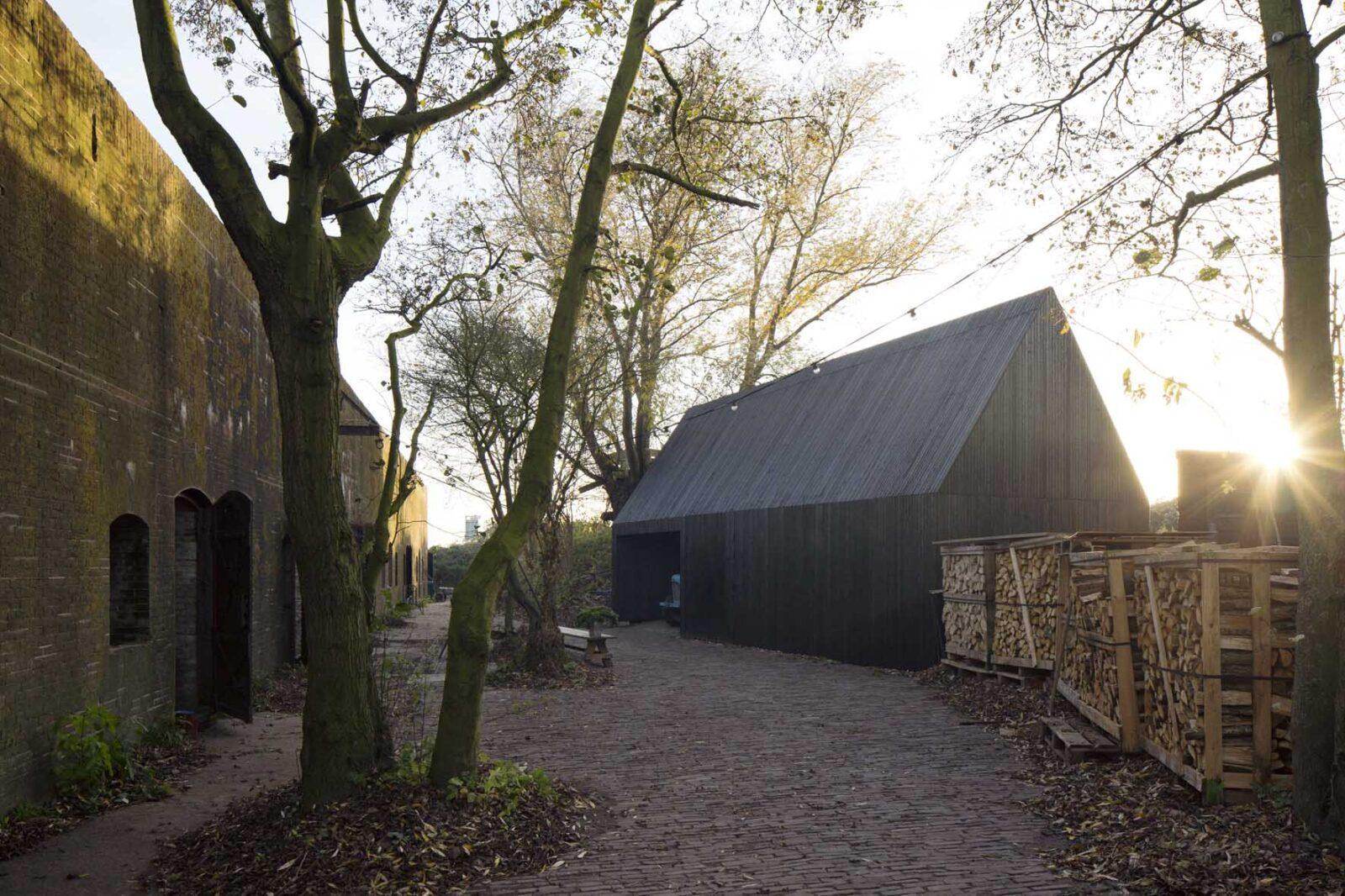 Vuurtoreneiland - Voorbeeldprojecten Steunpunt Monumenten & Archeologie
