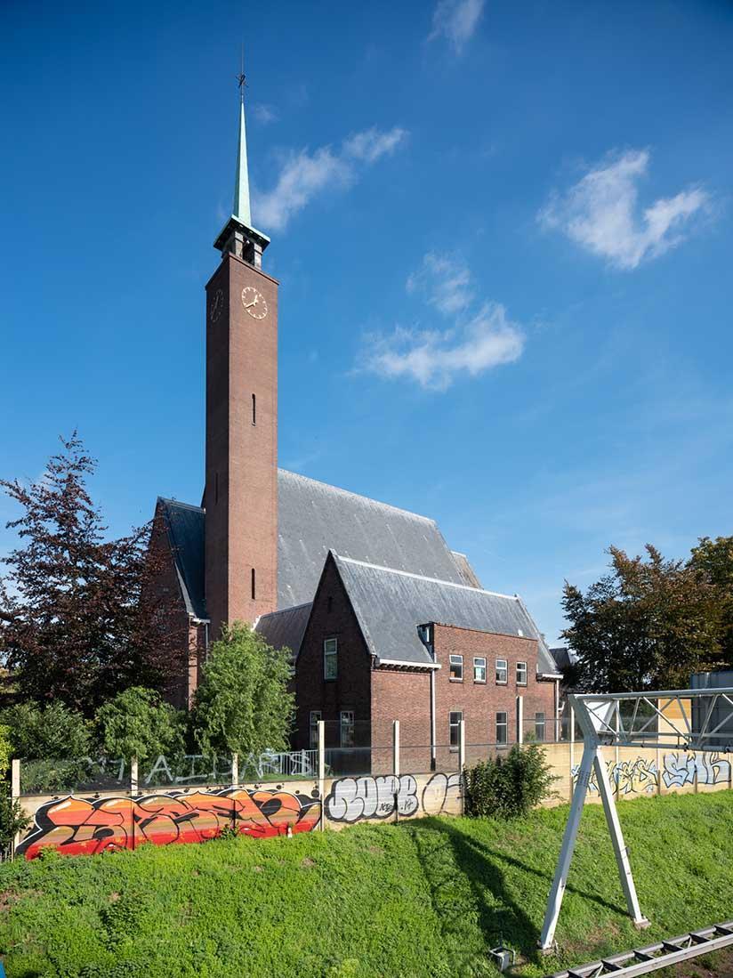 Sint-Annakerk - Voorbeeldprojecten Steunpunt Monumenten & Archeologie
