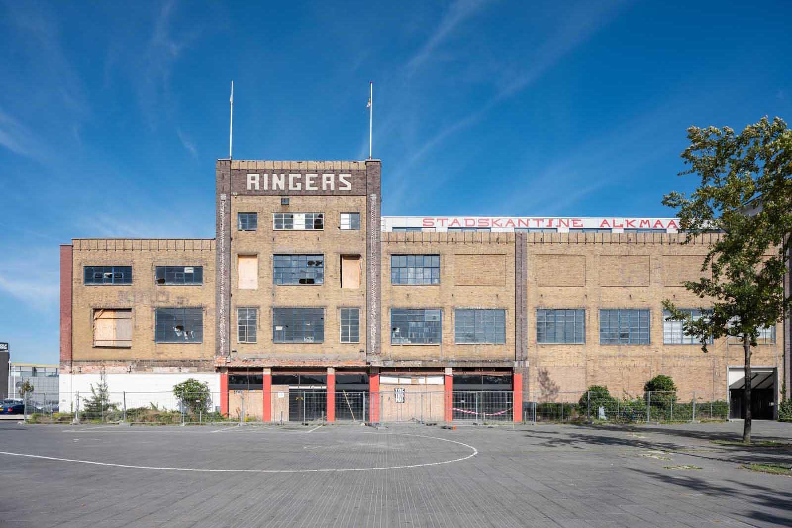 Voorbeeldproject herbestemming: de Ringersfabriek in Alkmaar