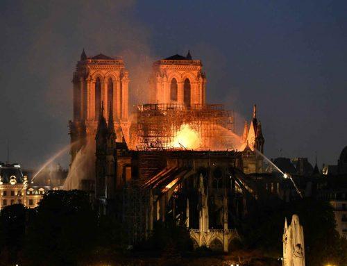 Brandveiligheid van cultureel erfgoed