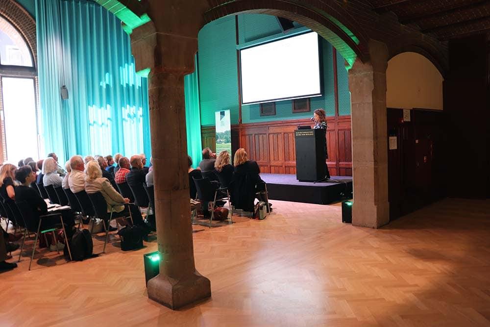 Nancy Arkema over de constructieve dialoog