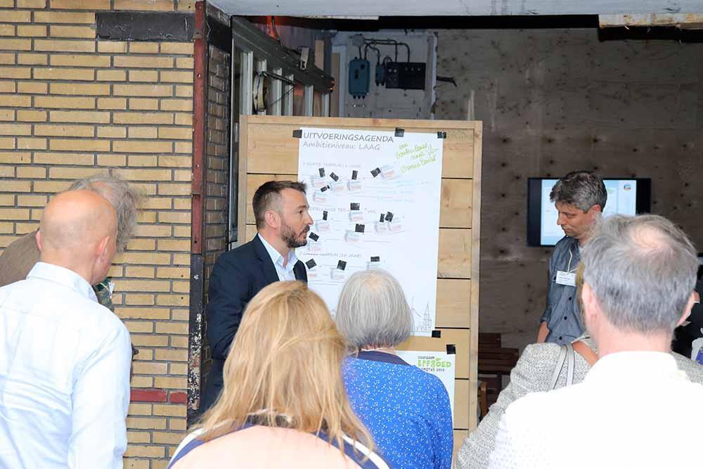 Deelsessie 'Duurzaam Waardevol' van MOOI Noord-Holland